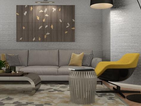 Дизайн интерьера от дизайнера Крапивина Ирина