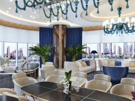 Интерьер Elite Office Interior design of Katrina Antonovich