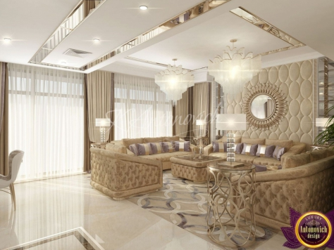 Интерьер Best Apartment design of Katrina Antonovich