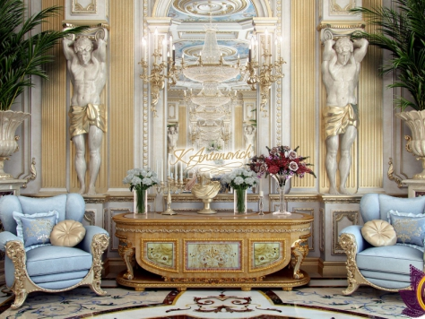 Интерьер The art of interior design from Katrina Antonovich