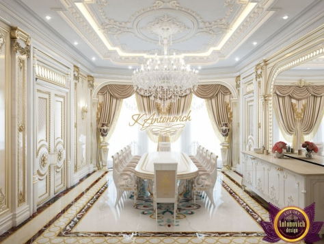 Интерьер Interior design projects in Dubai from Katrina Antonovich